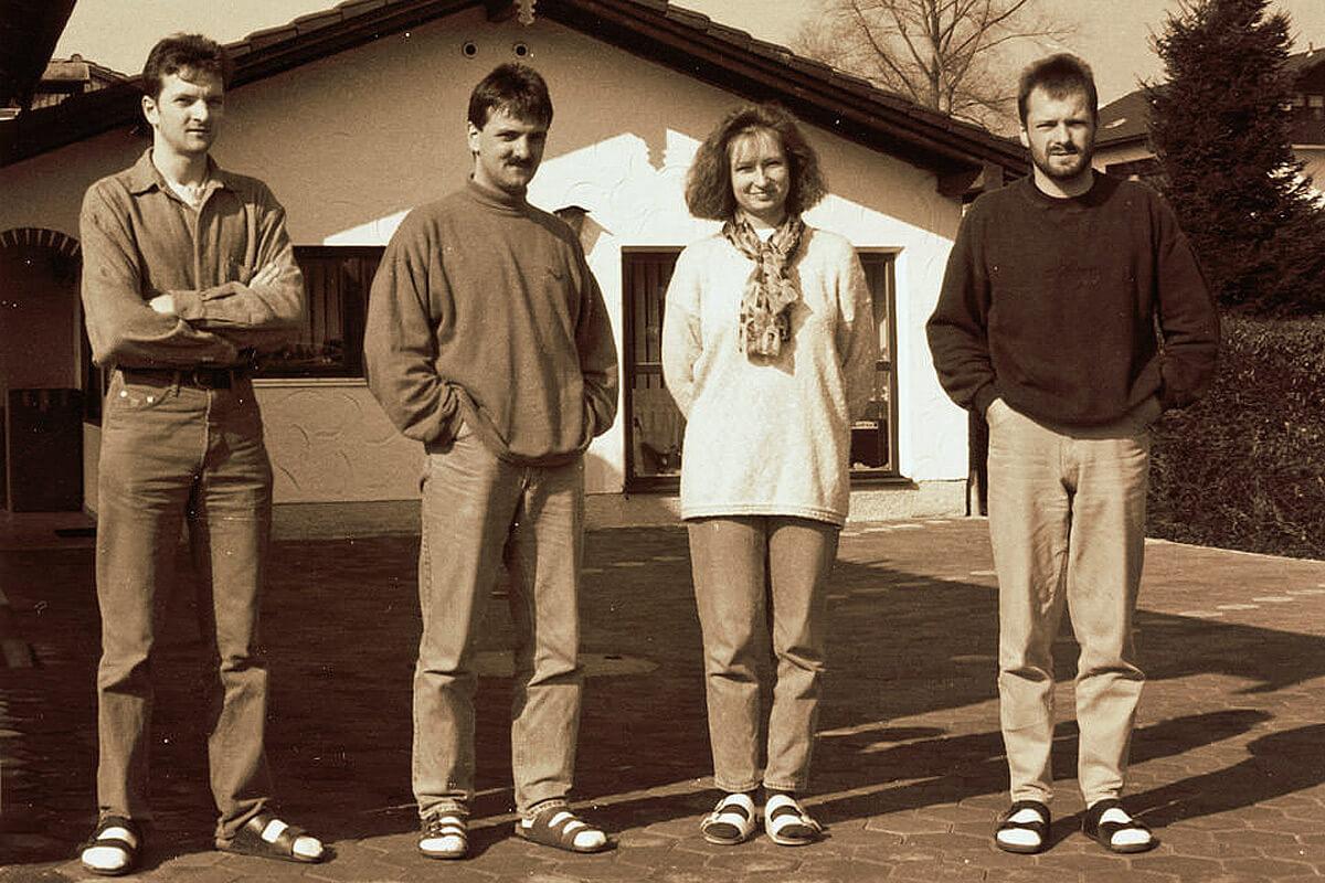 Team Musik Rumberger 1993